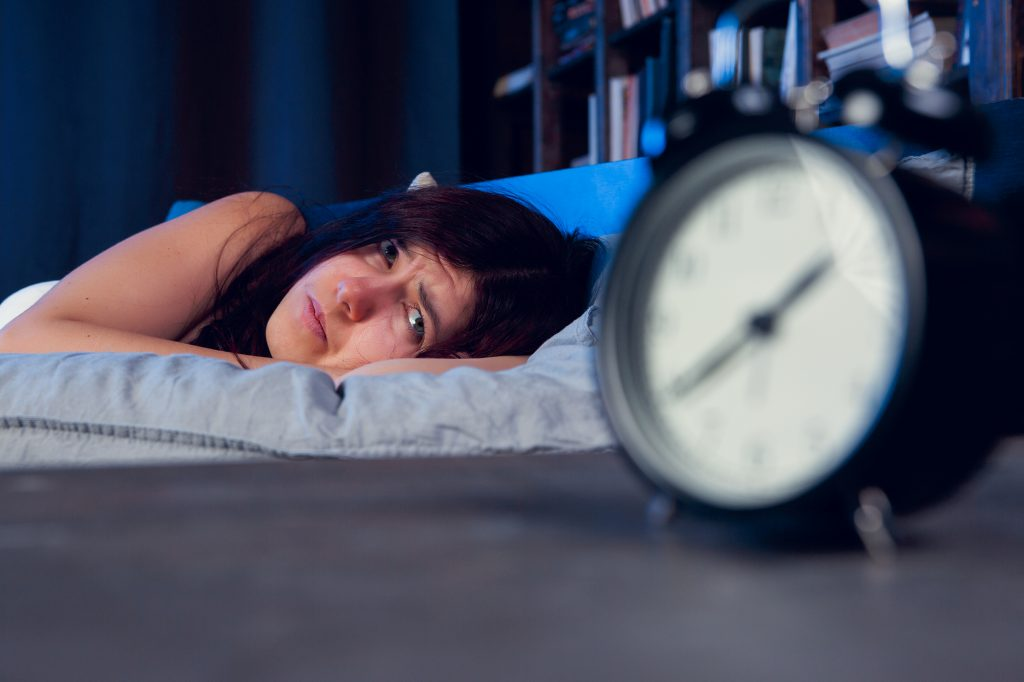 ビジネス世代は眠れない!快眠の為にできること