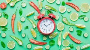 消費カロリー爆上げ!ダイエット魔法の時間帯