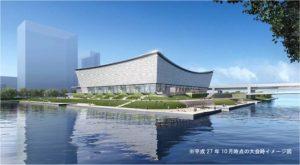 東京2020「有明アリーナ」10社で運営!スポーツ&エンターテインメントに期待。