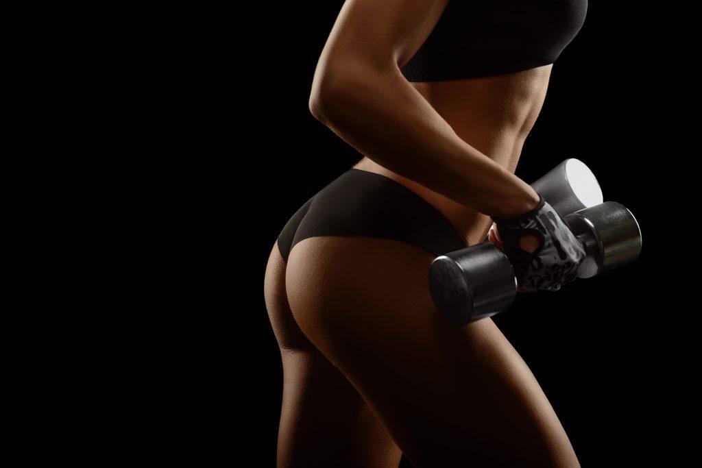 美尻はトレンド、女性の90%強「ヒップアップしたい!」ジムでスクワットも