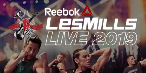 Reebokフィットネスフェス「LES MILLS LIVE 2019(レズミルズライブ )」東京ビックサイト決定!