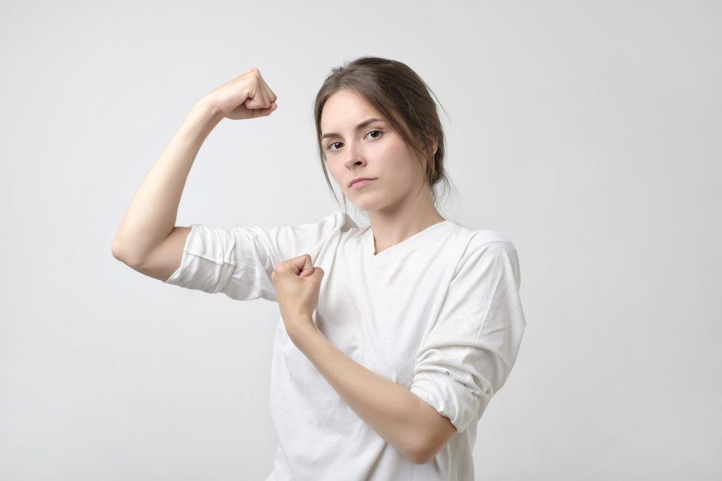 筋肉への影響