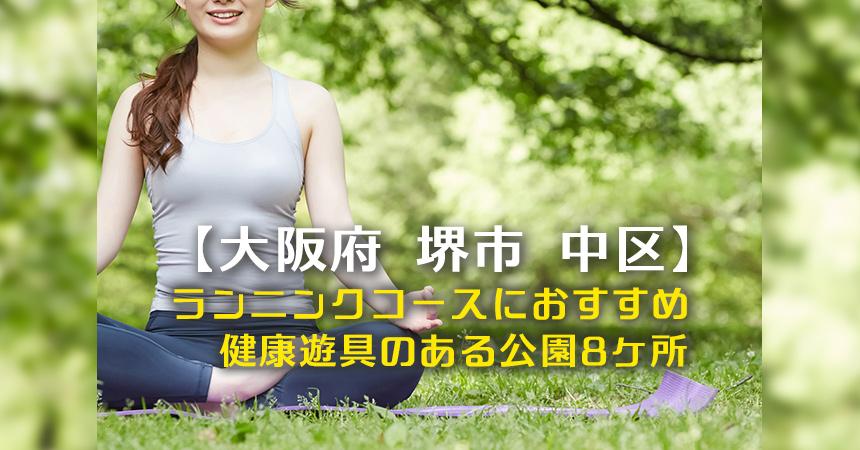 【大阪府 堺市 中区の公園まとめ】健康遊具のある公園8ヶ所