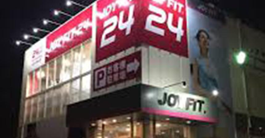 JOYFIT24 札幌川沿