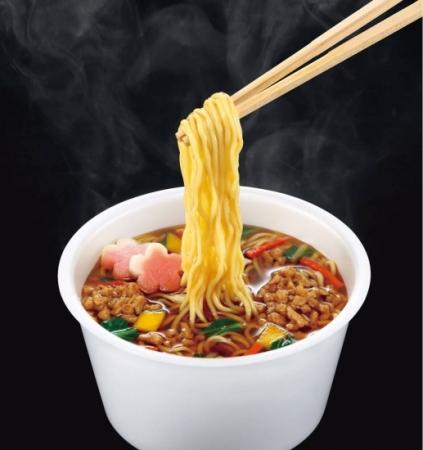 調理後精進料理のカップ麺が登場!ダイエット的にどうなの?